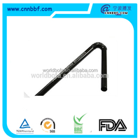 Customized popular novelty printed drinking straws