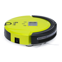 battery powered industrial robotic vacuum cleaner