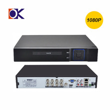 Hot selling !!! Security CCTV 8CH DVR H.264 1080P AHD CVI Tel H.VI CVBS IP 5 in1 Hybrid Digital Video Recorder