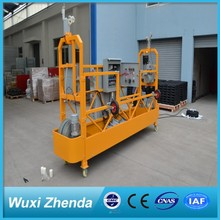 NEW Building Cleaning Glass Washing Machine Suspended Platform
