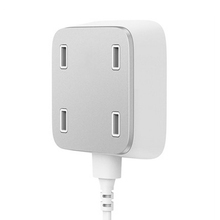 5V 5A factory offer multi all in one 4 ports usb wall charger ,high quality and hot sale