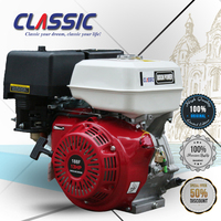 CLASSIC CHINA Single Cylinder Gasoline Engine 170f, Portable 7HP Petrol Engine 170F 4 Stroke OHV, Gasoline Engine