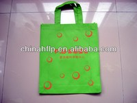Newest design colorful non woven shopping bag with lamination