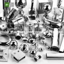 stainless steel stair handrail accessories, cable railing hardware