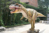 Jungle theme jurassic dinosaur entertainment item supplier