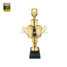high-end metal gold trophy big sport cups award trophies for sale