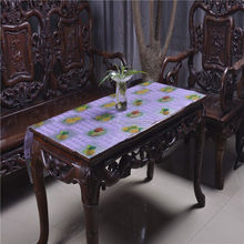 hot sale laminated PVC table cover,washable table cloth