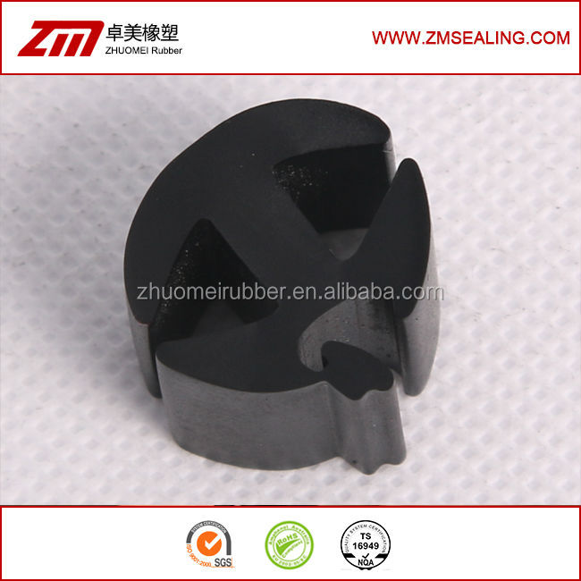 High Quality Glass Edge Rubber