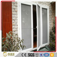 Aluminium sliding windows making frame / security window screen
