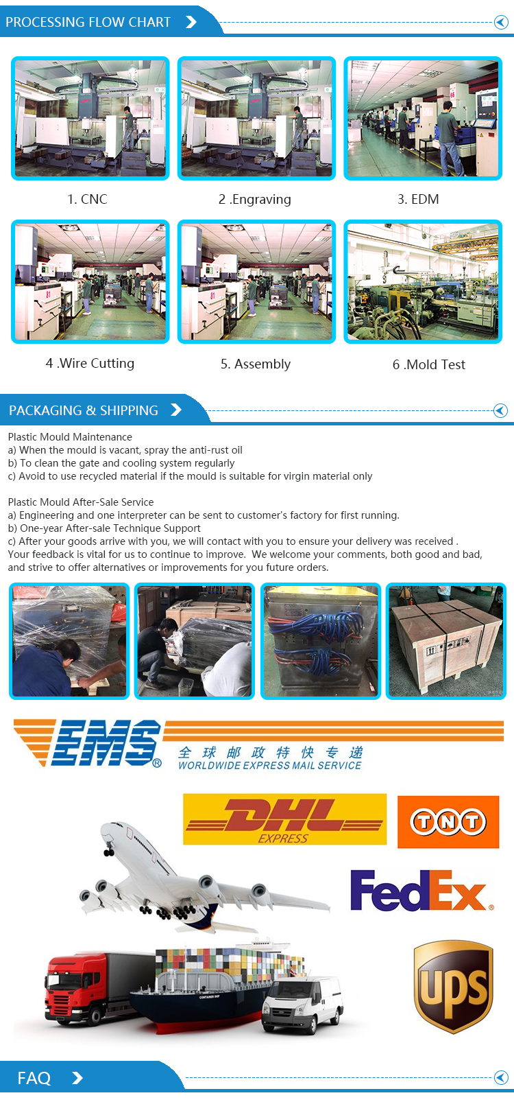Baby cars hot sale custom high demand plastic injection mould tooling maker