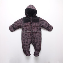2018 100% Polyester Kids Clothing Wholesale Winter Baby cotton-padded jacket