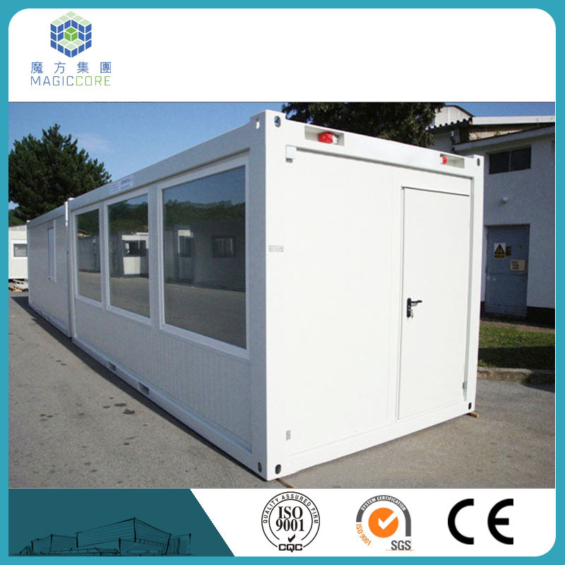 container Office china ce iso certification prefab shipping container house for sale