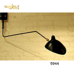 ST-5944-1sunbelt modern black light wall lamp /light wall lighting hotel zhong shan
