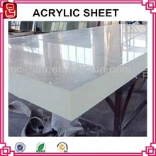 100mm clear color transparent acrylic pmma sheet