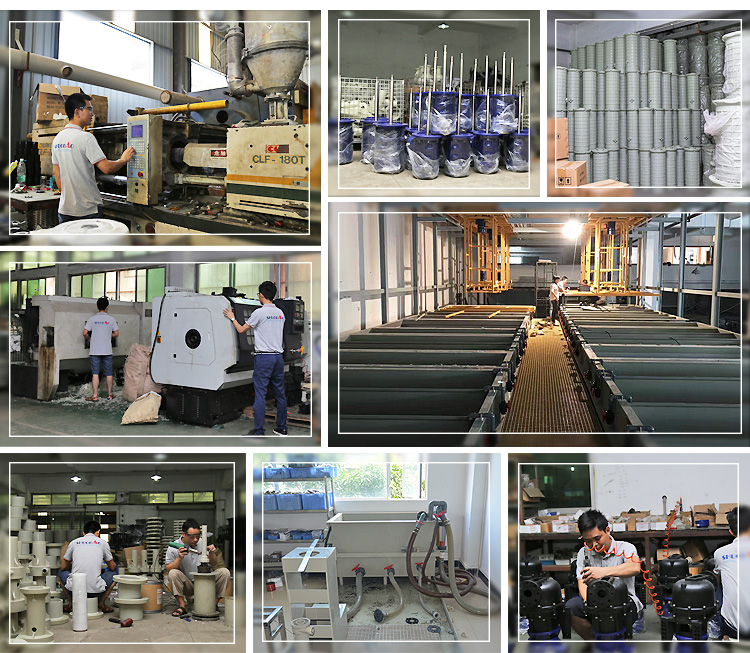 ShuoBao galvanizing line equipment for surface treatment factory
