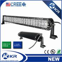 off road parts 4x4 off road truck led light bar, high quality 120w led light bars