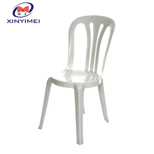 Modern Design Cheap Outdoor/home Furniture Pp Stackable Plastic Chair Modern Leisure Chair
