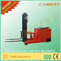 Steady lifting electric reach truck