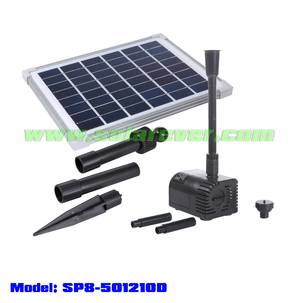 Solar Submersible Pump (SP8-501210D)