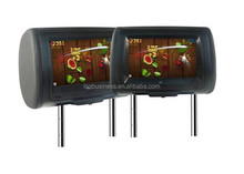 9 inch Android Car Headrest Monitor / LCD Monitor USB Video Media Player