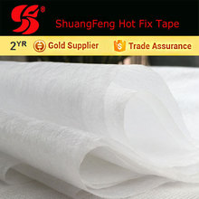 shuangfeng PA Hot melt adhesive web for fabric lamination bra underwear