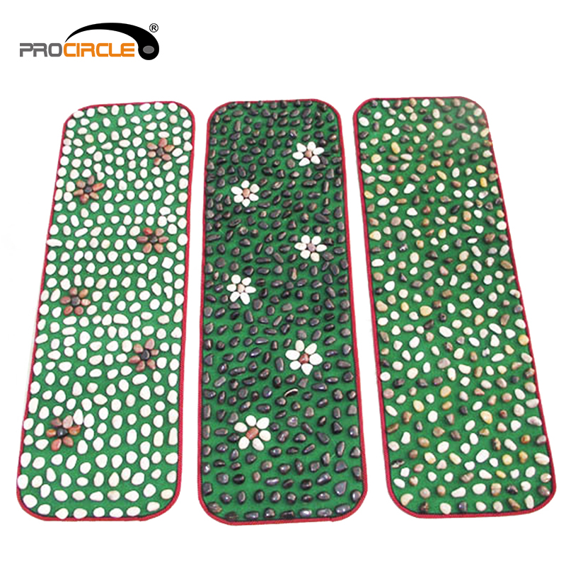 Hot Selling Acupoint Therapy Walk Stone Foot Massage Mat