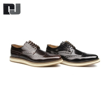 2018 New design stylish flat casual soft sole casual men shoes