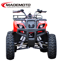 4 wheeler electric atv/ In wheel motor with differential mechanism