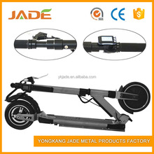 Aluminum cheap folding mobility scooter electric scooter with PU wheel