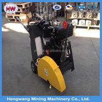 High quality 13HP motor road cutting machine with original engine