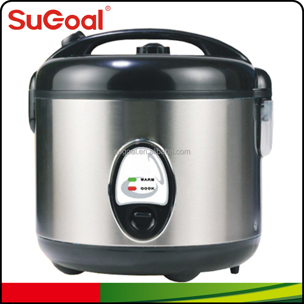 2015 Best Electric Cooking Stainless Steel Rice Cookers