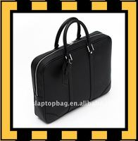 13 inch durable pu laptop bag computer case