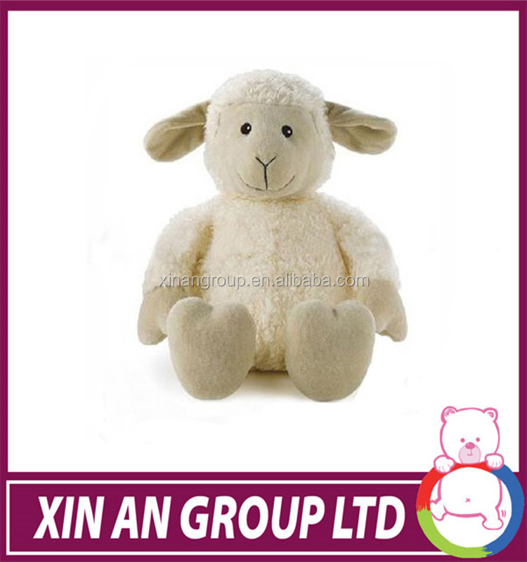 Customize Cute and Soft Sheep Plush Stuffed Animal