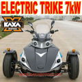 7kW Electric Three Wheel Motor Tricycle