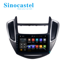 Chevrolet Trax 2014 navegador android dvd with gps wifi