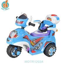 WDTR1203A Battery Operated Baby Motorcycles/Electric Motorcycles For Kids HY Bird Car