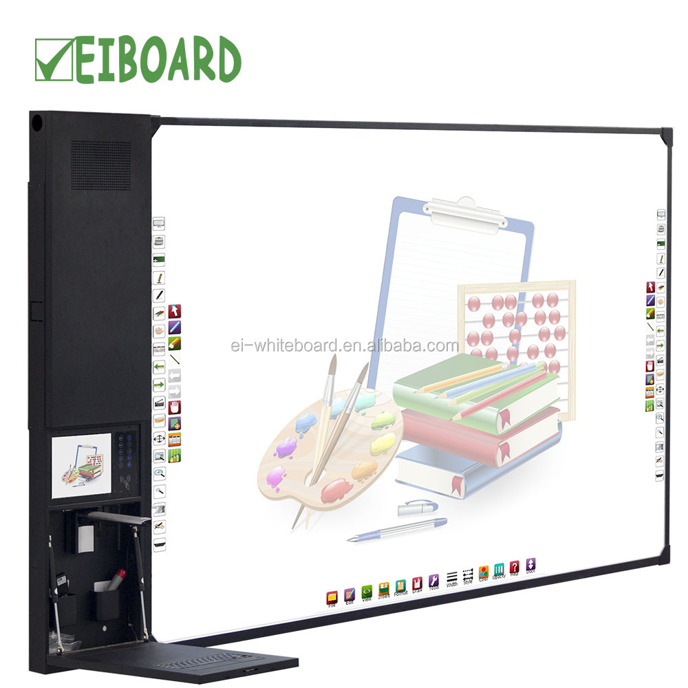CE Rohs certificate classroom interactive whiteboard virtual whiteboard interactive whiteboard for kids