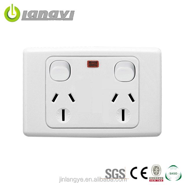 2 gang electric wall socket_Yuanwenjun.com