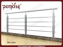 fence post extension/stainless steel side mount railing post/guardrail post installer