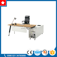 Factory new arrival boss desk executive office furniture