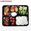/product-detail/disposable-pp-bento-lunch-box-clear-square-plastic-container-with-lid-60593513489.html