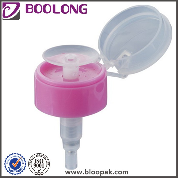 Factory manufacture various nail varnish remover with pump dispenser