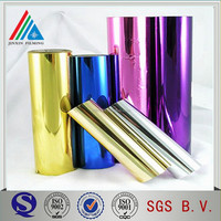 Colorful PET Film Thickness 10mic 12mic 15mic 25mic 50mic