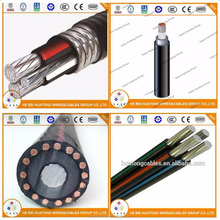 PVC high voltage electronic metal-card cable UL1569 35KV