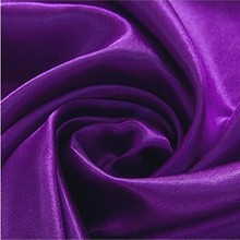 plain dyed satin with many colors ,satin for home textile
