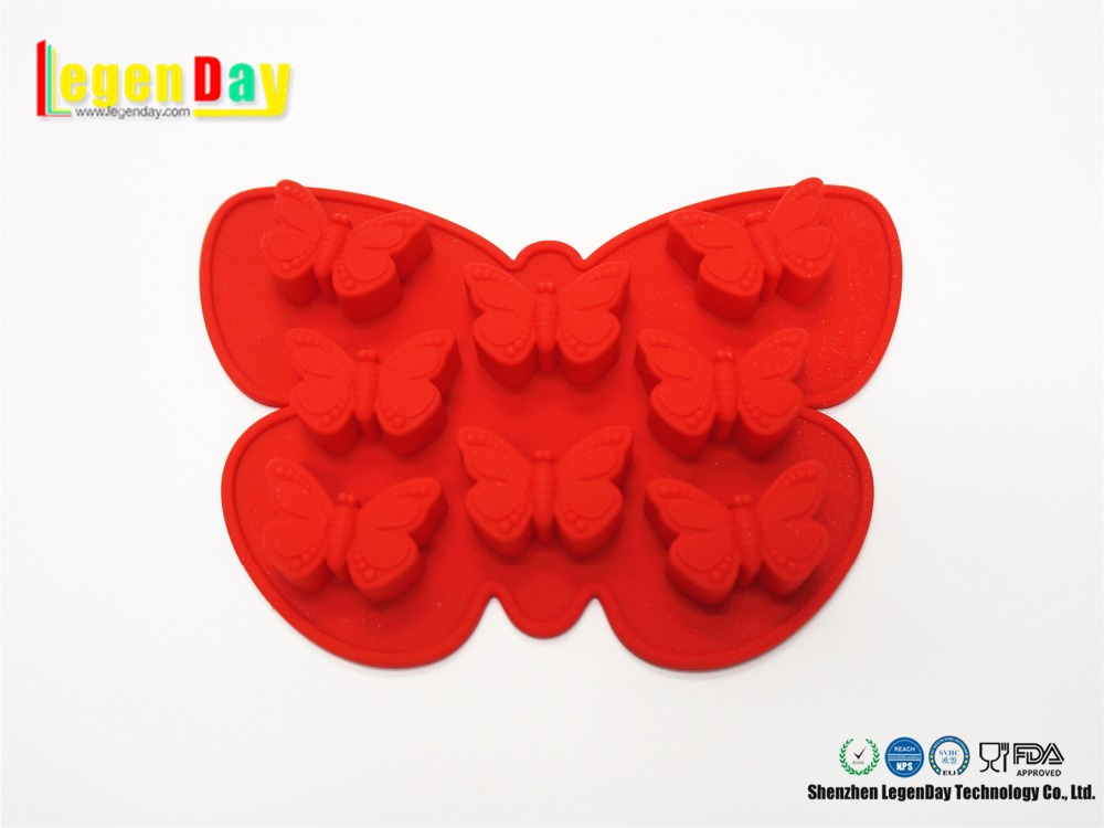 Silicone Handmade Soap Molds Cake Moulds