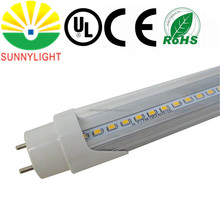 2011 red and hot plc led tube light 18w