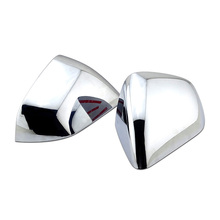 Quick delivery Mustang GT chrome car parts mirror cover for ford