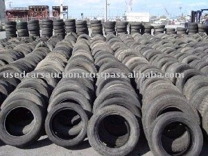 selling used tires for recapping