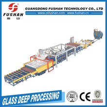 The Best China front laminated auto glass line for custom